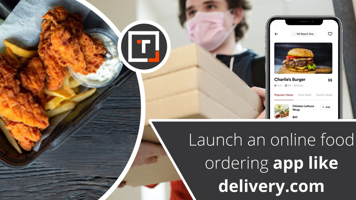 App like Delivery.Com
