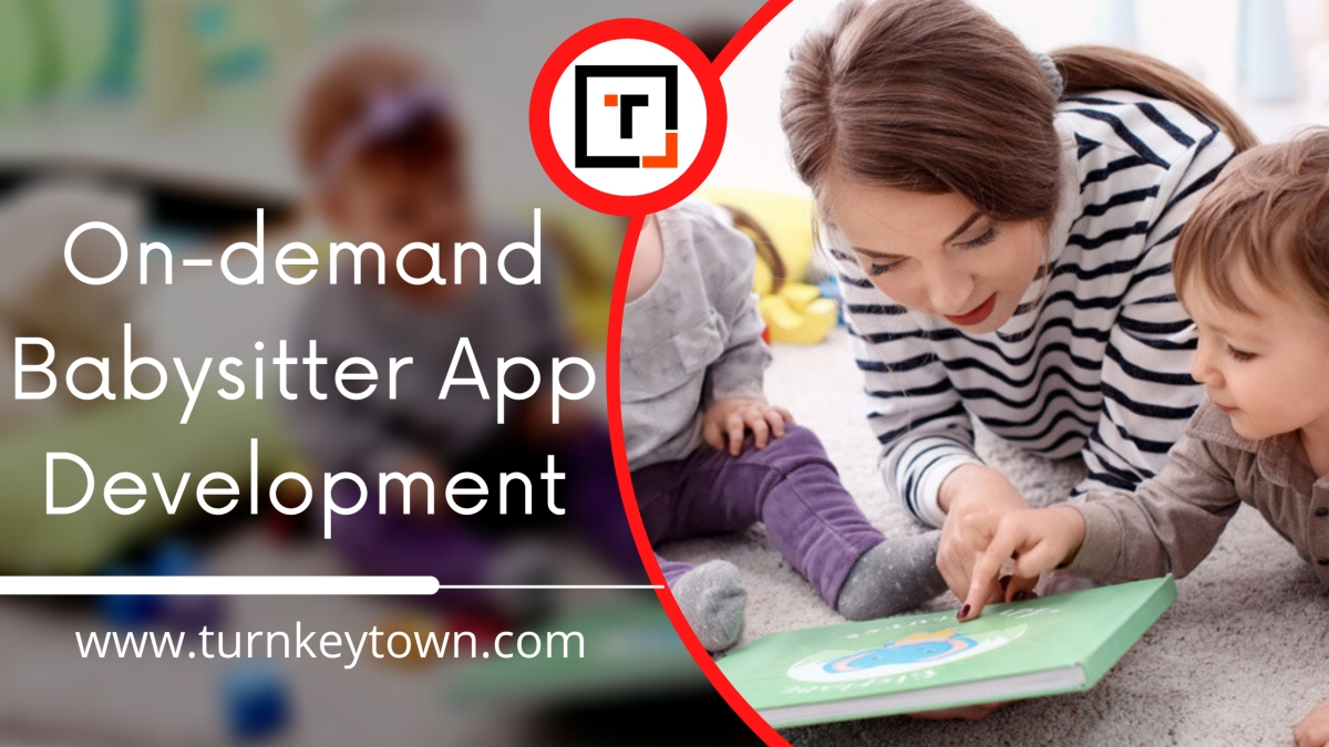 on-demand babysitter app