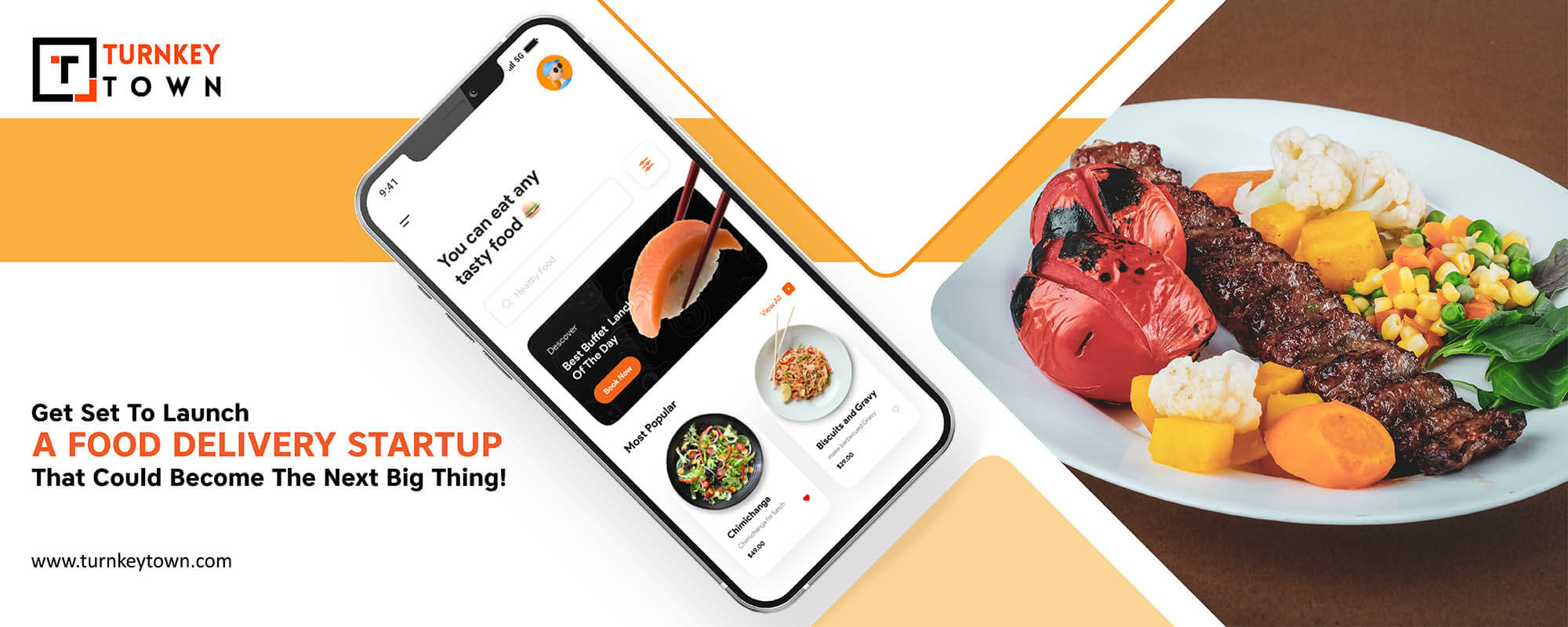 Food Delivery App, Delivery Club Clone
