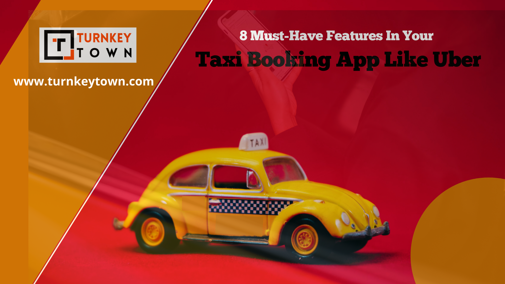 Uber Like App For Taxi