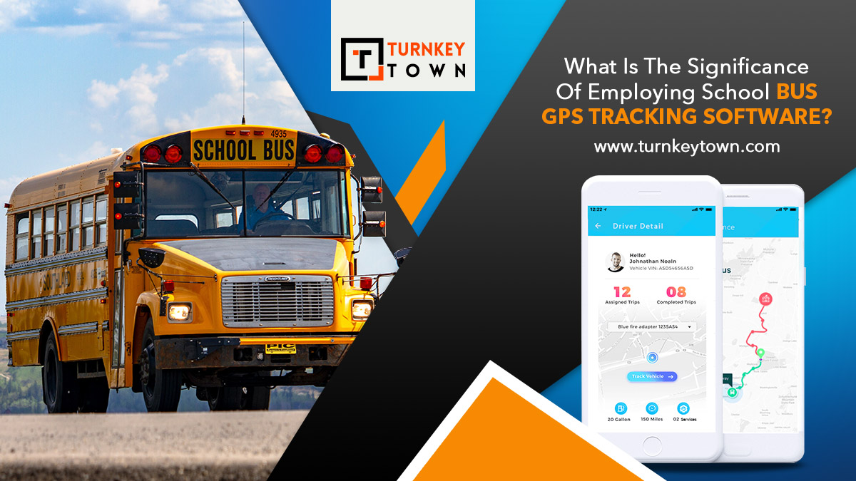 School Bus GPS Tracking Software