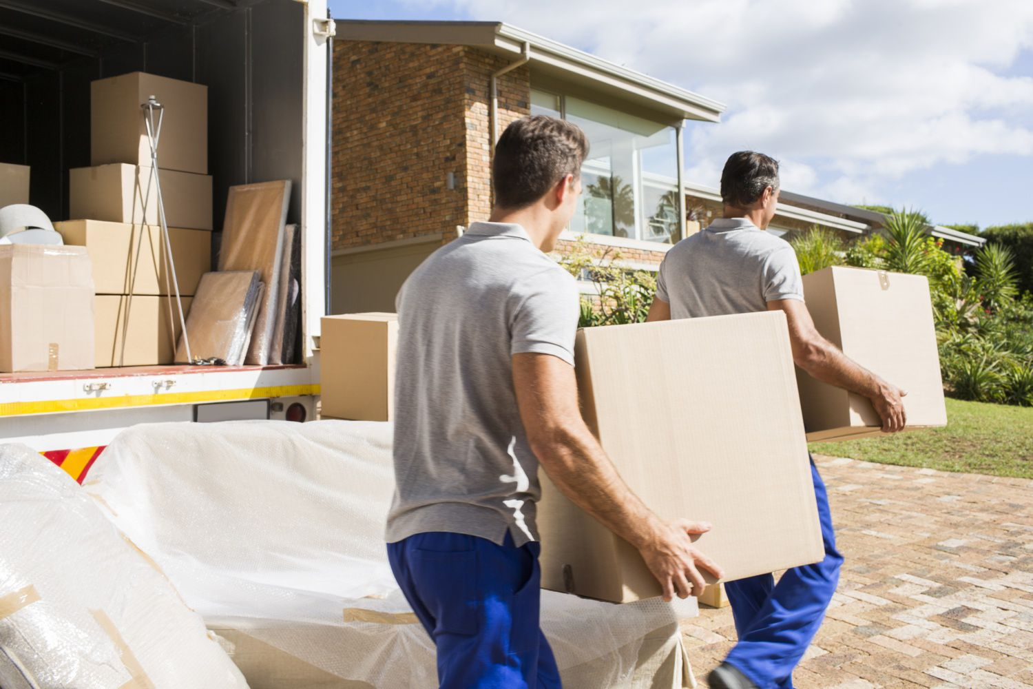 Uber for Movers App | On-demand Movers & Packers App Development